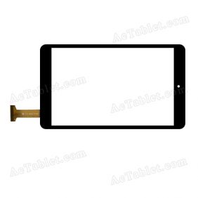 FPCA-80A30-V01 blx Digitizer Glass Touch Screen Replacement for 8 Inch MID Tablet PC