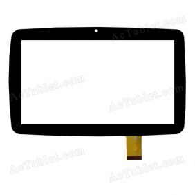 GT70JST098-V1 Digitizer Glass Touch Screen Replacement for 7 Inch MID Tablet PC