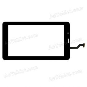 10112-0B5220A MHS Digitizer Glass Touch Screen Replacement for 7 Inch MID Tablet PC