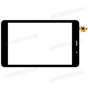 Digitizer Touch Screen Replacement for Cube T8 4G MT8735 Quad Core 8 Inch MID Tablet PC