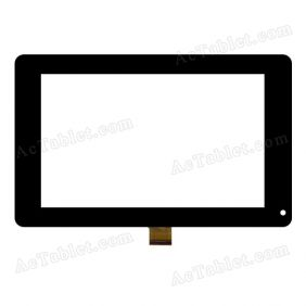 M3702-F2_VER1.1 Digitizer Glass Touch Screen Replacement for 7 Inch MID Tablet PC