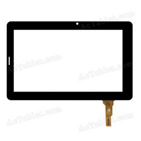 TPC0906 VER2.0 Digitizer Glass Touch Screen Replacement for 7 Inch MID Tablet PC