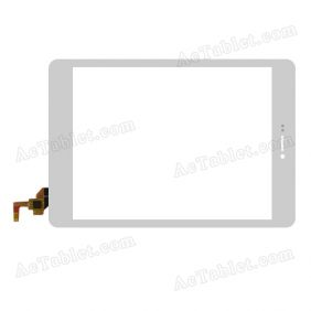 078038-01A-V2 Digitizer Glass Touch Screen Replacement for 7.9 Inch MID Tablet PC