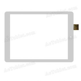 MGYCTP-10643 Digitizer Glass Touch Screen Replacement for 9.7 Inch MID Tablet PC