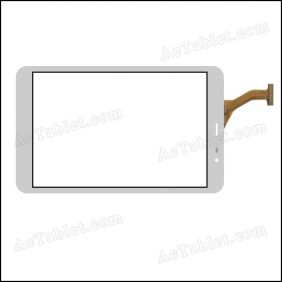 MGYCTP-80898 Digitizer Glass Touch Screen Replacement for 8 Inch MID Tablet PC