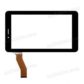 CTP-0185 Digitizer Glass Touch Screen Replacement for 7 Inch MID Tablet PC