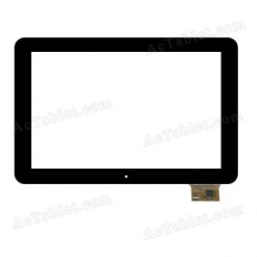 SLC10101AGLF Digitizer Glass Touch Screen Replacement for 10.1 Inch MID Tablet PC