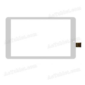 MGLCTP-80789 Digitizer Glass Touch Screen Replacement for 8 Inch MID Tablet PC