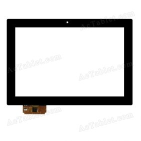 ACE-CG10.1A-382-FPC Digitizer Glass Touch Screen Replacement for 10.1 Inch MID Tablet PC
