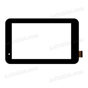 YL-6094-3 Digitizer Glass Touch Screen Replacement for 7 Inch MID Tablet PC