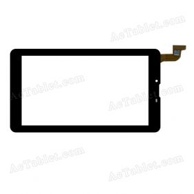 HC184104N1-FPC V1 Digitizer Glass Touch Screen Replacement for 7 Inch MID Tablet PC
