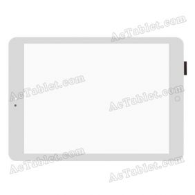 Digitizer Touch Screen Replacement for Onda V919 4G Air MTK8752  9.7 Inch Tablet PC