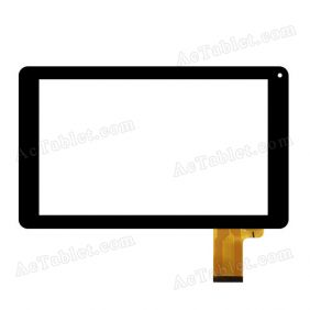 CN021C0900-FPC-V0 VO Digitizer Touch Screen Replacement for 9 Inch MID Tablet PC