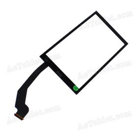 CT2S1680-V1FPC-A2-E Digitizer Glass Touch Screen Replacement for Android Phone