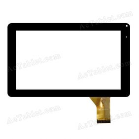 CH-009-01-A Digitizer Glass Touch Screen Replacement for 9 Inch MID Tablet PC