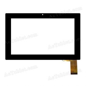 FPC-GBJCB702A1 Digitizer Glass Touch Screen Replacement for 7 Inch MID Tablet PC