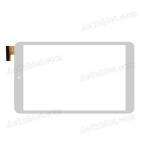 FPC-CY80J100-00 Digitizer Glass Touch Screen Replacement for 8 Inch MID Tablet PC