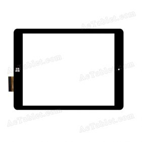 OLM097C1001-FPC Digitizer Glass Touch Screen Replacement for 9.7 Inch MID Tablet PC