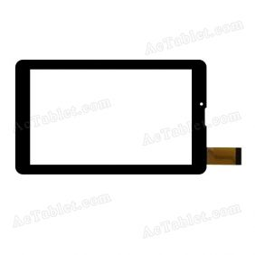 C7000185FPVB Digitizer Glass Touch Screen Replacement for 7 Inch MID Tablet PC