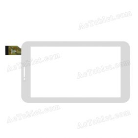 HK70DR2688 Digitizer Glass Touch Screen Replacement for 7 Inch MID Tablet PC