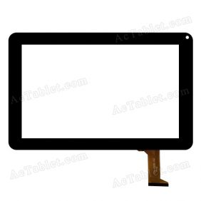 CH-009-02 FHX Digitizer Glass Touch Screen Replacement for 9 Inch MID Tablet PC