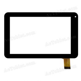 CTP070060 Digitizer Glass Touch Screen Replacement for 7 Inch MID Tablet PC