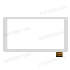 yuya-y100 Digitizer Glass Touch Screen Replacement for 10.1 Inch MID Tablet PC