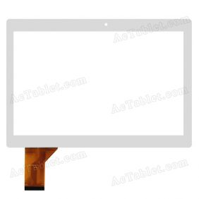 OLM-101B0877-GG VER.1 Digitizer Glass Touch Screen Replacement for 9 Inch MID Tablet PC