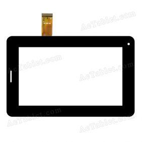 RSD-005-004 Digitizer Glass Touch Screen Replacement for 7 Inch MID Tablet PC