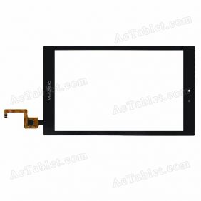 GTTG080-107(B)-02 Digitizer Glass Touch Screen Replacement for 8 Inch MID Tablet PC