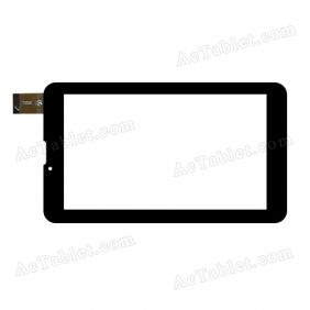 HK70DR2541 Digitizer Glass Touch Screen Replacement for 7 Inch MID Tablet PC