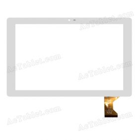 YTG-G10057-F4 V1.2 V1.0 Digitizer Glass Touch Screen Replacement for 10.1 Inch MID Tablet PC