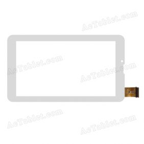P031FN10743A Digitizer Glass Touch Screen Replacement for 7 Inch MID Tablet PC