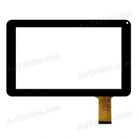 LH3025 Digitizer Glass Touch Screen Replacement for 9 Inch MID Tablet PC