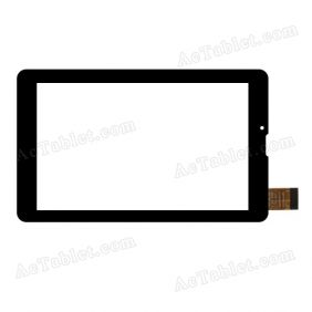 HC184104M1 FPC V2 Digitizer Glass Touch Screen Replacement for 7 Inch MID Tablet PC