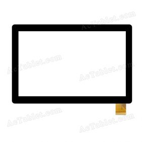 YCF0379-A Digitizer Glass Touch Screen Replacement for 7 Inch MID Tablet PC