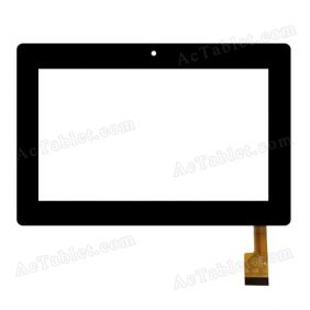 RS7F143_V1.1 Digitizer Glass Touch Screen Replacement for 7 Inch MID Tablet PC