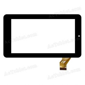 MJK-0149 Digitizer Glass Touch Screen Replacement for 7 Inch MID Tablet PC