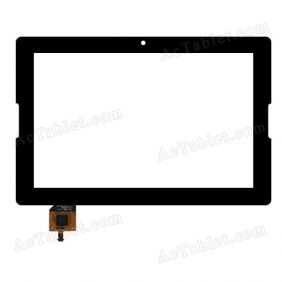 MCF-101-1325-V3 Digitizer Glass Touch Screen Replacement for 10.1 Inch MID Tablet PC