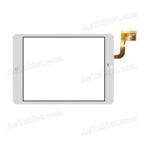 FPCA-79A25-V02 Digitizer Glass Touch Screen Replacement for 7.9 Inch MID Tablet PC