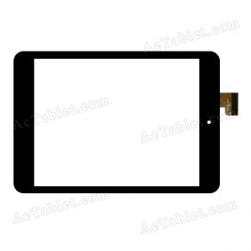 MJK-0334 Digitizer Glass Touch Screen Replacement for 8 Inch MID Tablet PC