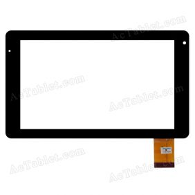 4-00-211-0000 Digitizer Glass Touch Screen Replacement for 7 Inch MID Tablet PC