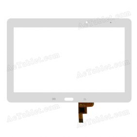 NJG090017AGGLF-V1 Digitizer Glass Touch Screen Replacement for 9 Inch MID Tablet PC