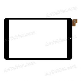 PB80JG2483 Digitizer Glass Touch Screen Replacement for 8 Inch MID Tablet PC
