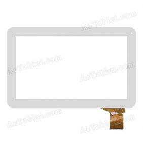ZYD101-37V01 Digitizer Glass Touch Screen Replacement for 10.1 Inch MID Tablet PC