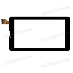 FPC-DP070002A01-F01 Digitizer Glass Touch Screen Replacement for 7 Inch MID Tablet PC