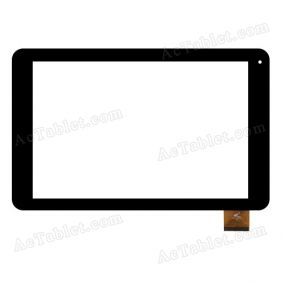 PB101JG2434 Digitizer Glass Touch Screen Replacement for 10.1 Inch MID Tablet PC