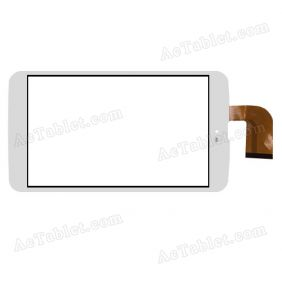 FPCA-80A11-V01 Digitizer Glass Touch Screen Replacement for 8 Inch MID Tablet PC