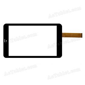 hsctp-464-8-A Digitizer Glass Touch Screen Replacement for 8 Inch MID Tablet PC