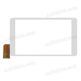 F-WGJ80151-V1 Digitizer Glass Touch Screen Replacement for 8 Inch MID Tablet PC